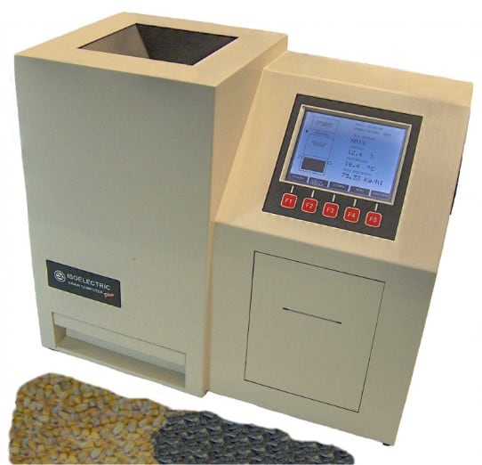 Grain Computer Plus Gabona Nedvességmérő