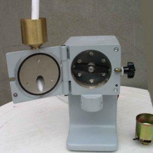 Laboratóriumi kalapácsos daráló QC 124 /B – Lab-mill