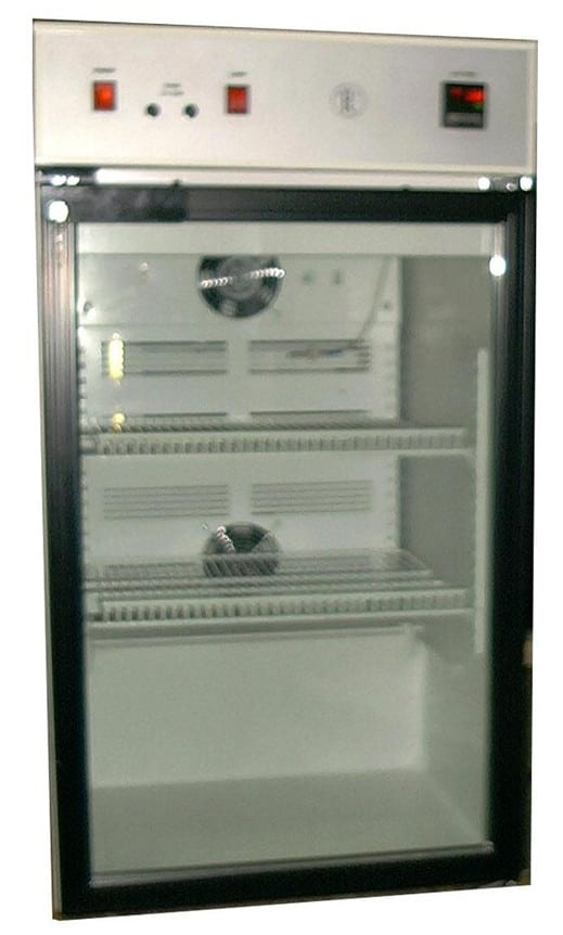 Biológiai hűtő-fűtő termosztát PKHF – 01 / 10