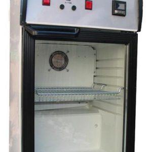 Biológiai hűtő-fűtő termosztát PKHF – 03