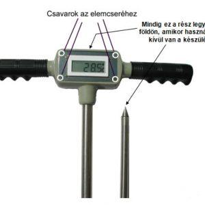 PKT 1 Digitális terményhőmérő