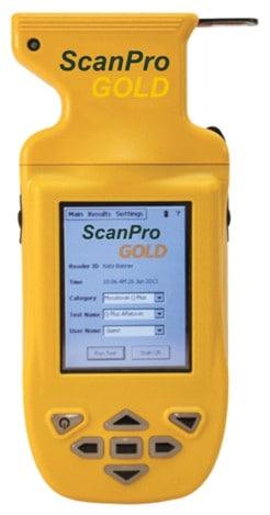 PSP – ScanPro Gold toxin vizsgáló