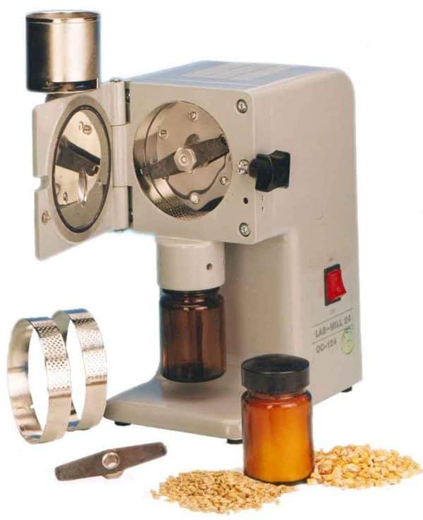 Laboratóriumi Őrlő, Rázó QC-124/A - Lab-Mill
