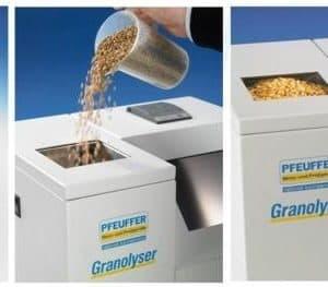 Pfeuffer Granolyser NIR gabona gyorselemző