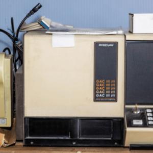 Dickey-John – GAC–III asztali termény nedvességmérő