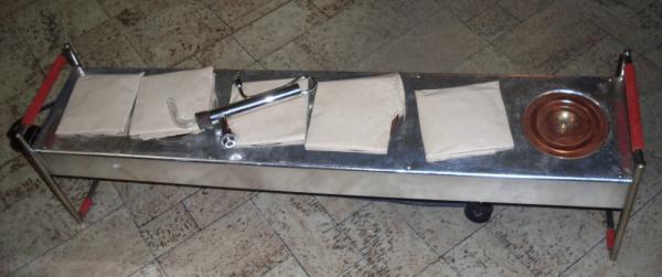 POH - 18 - 6 munkahelyes vízfürdő termék
